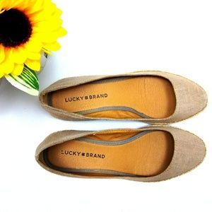 Lucky Brand Wedges. Size 7M/37
